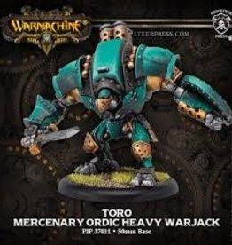 Privateer Press Warmachine: Golden Crucible: Toro / Suppressor / Vindicator Heavy Warjack