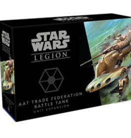 Fantasy Flight Games Star Wars Legion: AAT Trade Federation Battle Tank Unit Expansion