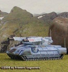 Catalyst Game Labs Battletech: Behemoth Heavy Tank (2)