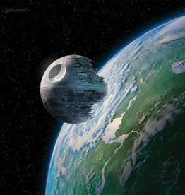 Fantasy Flight Games Star Wars X-Wing: Playmat- Death Star II