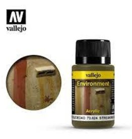 Vallejo Vallejo Weathering Effects: Streaking Grime (40ml)