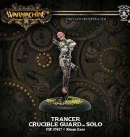 Privateer Press Warmachine: Golden Crucible: Crucible Guard Trancer Solo