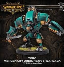 Privateer Press Warmachine Golden Crucible: Toro Warjack