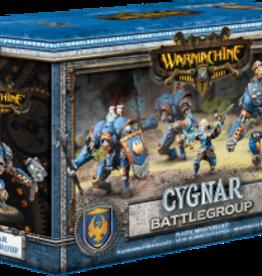 Privateer Press Warmachine: Cygnar Battlegroup