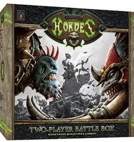 Privateer Press Hordes Mk3: Two Player Battle Box