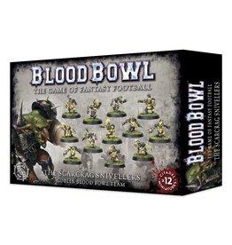 Games Workshop Blood Bowl: The Scarcrag Snivellers - Goblin Blood Bowl Team