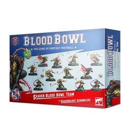 Games Workshop Blood Bowl: Skaven Team: Skavenblight Scramblers