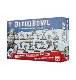 Games Workshop Blood Bowl: Necromantic Horror Team: The Wolfenburg Crypt-Stealers