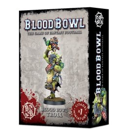 Games Workshop Blood Bowl Troll