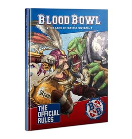 Games Workshop Blood Bowl – The Official Rules