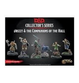 Gale Force Nine D&D Forgotten Realms: The Legend of Drizzt - Companions of the Hall (New)