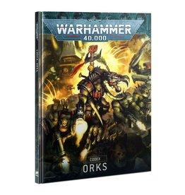 Games Workshop Codex: Orks  (2021) (New)