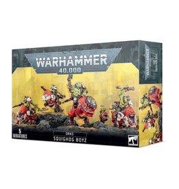 Games Workshop Warhammer 40,000: Squighog Boyz (New)