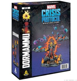 Atomic Mass Games Marvel Crisis Protocol: Dormammu Ultimate Encounter Character Pack (New)