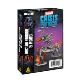 Atomic Mass Games Marvel Crisis Protocol: Doctor Voodoo & Hood Character Pack (New)