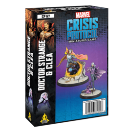 Atomic Mass Games Marvel Crisis Protocol: Doctor Strange & Clea Character Pack (New)