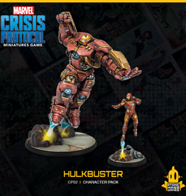 Atomic Mass Games Marvel Crisis Protocol: Hulkbuster Character Pack (Pre-Order)