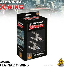 Atomic Mass Games X-Wing 2nd Ed: BTA-NR2 Y-Wing Expansion Pack  (New)