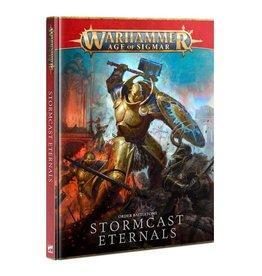 Games Workshop Battletome: Stormcast Eternals (2021) (New)