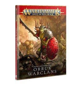 Games Workshop Battletome: Orruk Warclans (2021) (New)