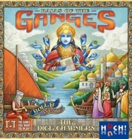 R&R Games Rajas of the Ganges: The Dice Charmers (New)
