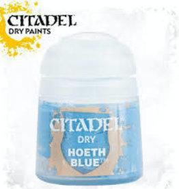 Citadel Paint: Hoeth Blue (Dry)