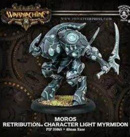 Warmachine: Retribution Of Scyrah: Moros