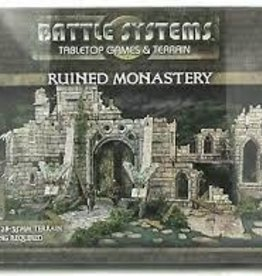 Battle Systems Battle Systems: Ruined Monastery (New)