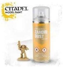 Games Workshop Citadel Paints: Zandri Dust (Spray)
