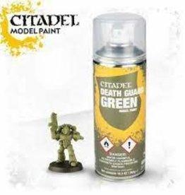 Games Workshop Citadel Paints: Death Guard Green (Spray)