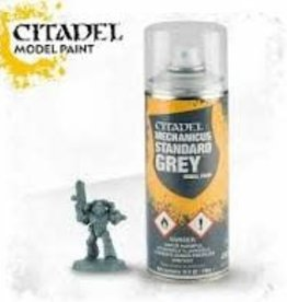 Games Workshop Citadel Paints: Mechanicus Standard Grey (Spray)