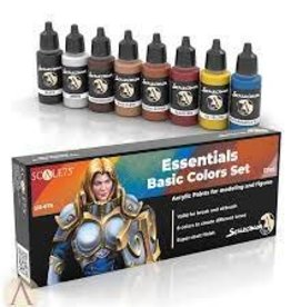 Scale75 Scale75: Essentials: Basic Colors Set (New)