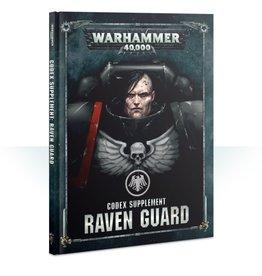 Games Workshop Codex Supplement: Raven Guard