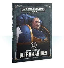 Games Workshop Codex Supplement: Ultramarines