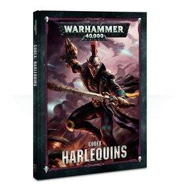 Games Workshop Codex: Harlequins
