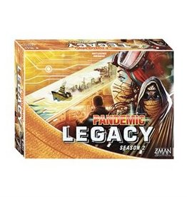 Z-Man Games Pandemic Legacy Season 2: Yellow Edition