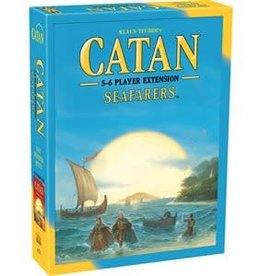 Catan (5th Edition): Expansion Seafarers 5-6 Player Extension