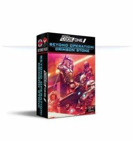 Infinity: Code One: Beyond Operation Crimson Stone (New)