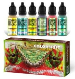 Green Stuff World: Chamaleon Acrylic Paint Set 2 (New)