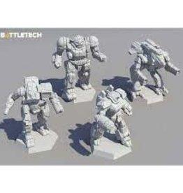 BattleTech: Inner Sphere Direct Fire Lance (New)