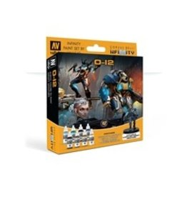 Vallejo: Model Color Set - Infinity O-12 Exclusive Miniature (New)