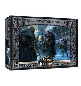A Song of Ice & Fire: Night's Watch- Heroes 1