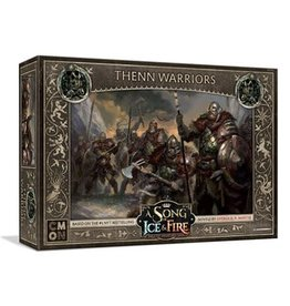 A Song of Ice & Fire: Free Folk - Thenn Warriors