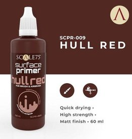 Scale75: Surface Primer - Hull Red