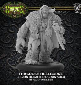 Hordes: Thagrosh Hellborne - Legion Blighted Ogrun Solo (New)