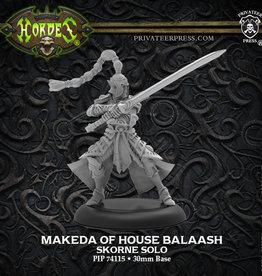 Hordes: Makeda of House Balaash - Skorne Solo (New)