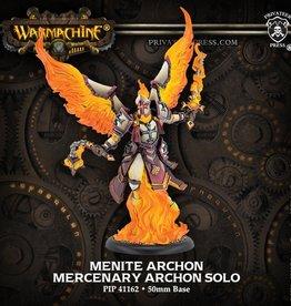 Warmachine: Menite Archon