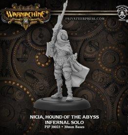Warmachine: Nicia, Hound of the Abyss