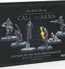 Elder Scrolls Call To Arms: Council of the Dark Brotherhood(New)