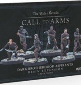 Elder Scrolls Call To Arms: CTA Dark Brotherhood Aspirants (New)